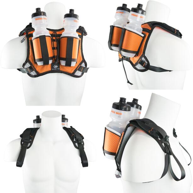 Orange Mud Hydra Quiver Rucksack mit Trinksystem Double orange