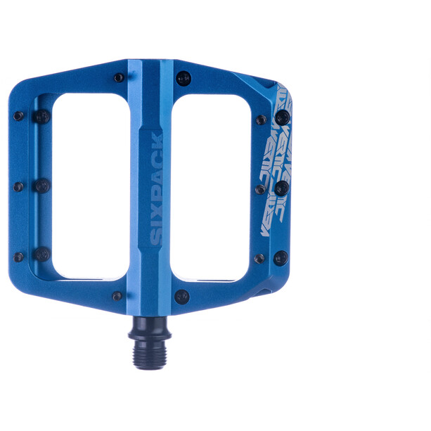 Sixpack Vertic 3.0 Pedals blue