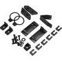 "Cube ACID BB Mount 75 Schutzblech Set 27.5"" schwarz"