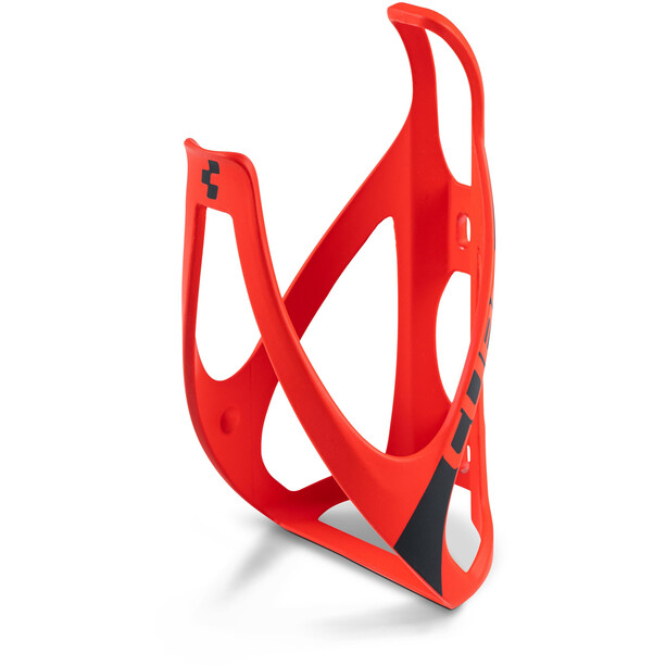 Cube HPP Bottle Holder matt red´n´black