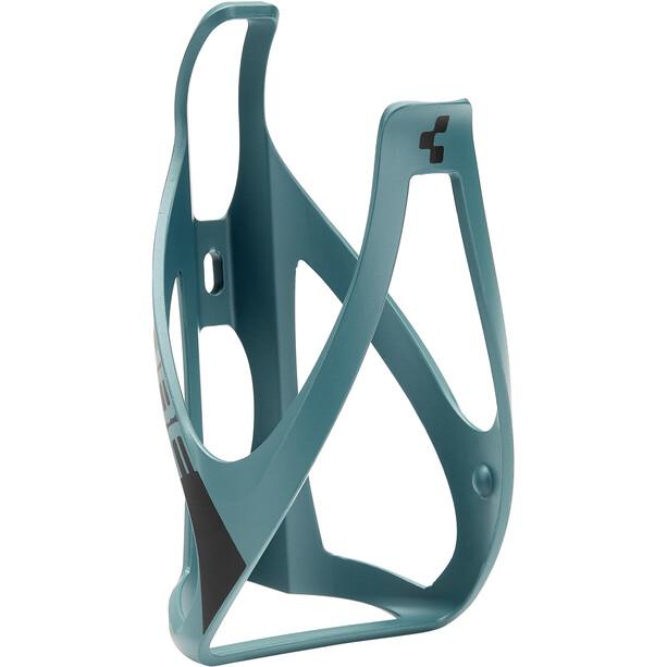 Cube HPP Porte-bidon, matt bluegrey´n´black