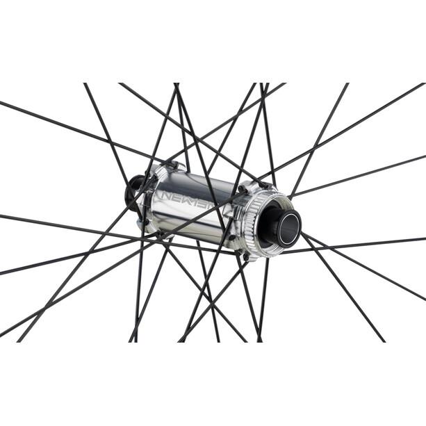 "NEWMEN Evolution SL E.G.30 Vorderrad 29"" 15x110mm Straight Pull CL Fade silber"