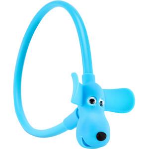 Cube RFR HPS Kabelslot Hond Kinderen, blauw blauw