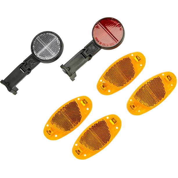 Cube RFR Reflektor Set für Brems-/Gabelbefestigung