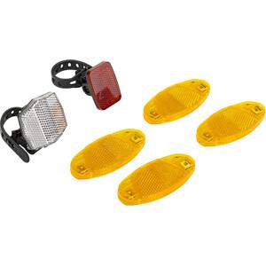 Cube RFR Reflektor Set für Lenker-/Sattelstütze