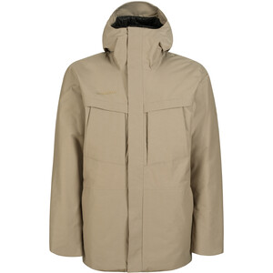 Mammut Chamuera HS Thermo Hooded Parka Men safari safari