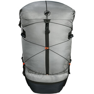 Mammut Ducan Spine 50-60 Hiking Backpack granit-black granit-black
