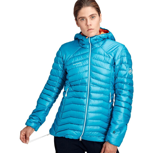 Mammut Eigerjoch Advanced IN Hooded Jacket Women sky