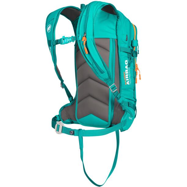 Mammut Flip Removable Airbag 3.0 Backpack dark ceramic-black