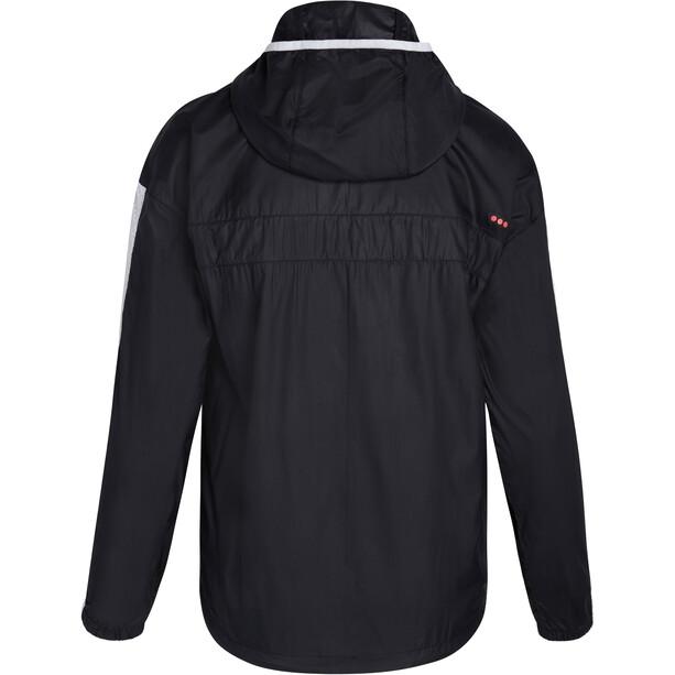 saucony Packaway Jacke Damen schwarz