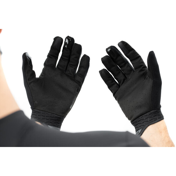 Cube Performance Long Finger Gloves, black