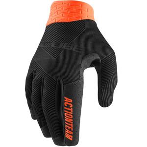 Cube Performance Langfinger-Handschuhe schwarz/orange schwarz/orange