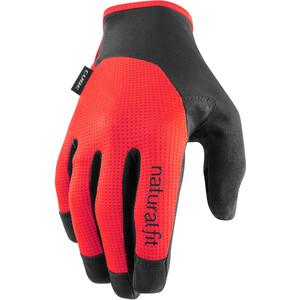 Cube X NF Langfinger-Handschuhe schwarz/rot schwarz/rot