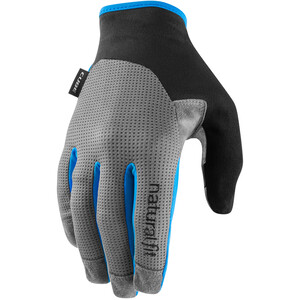 Cube X NF Langfinger-Handschuhe grau/blau grau/blau