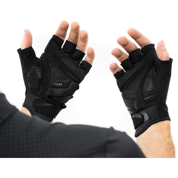 Cube X NF Short Finger Gloves, noir