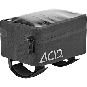 Cube ACID Toptube View Gepäckträgertasche schwarz schwarz
