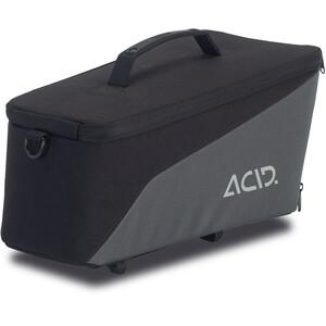Cube ACID Trunk 8 RlLink Cykeltaske, sort/grå sort/grå