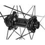 Cannondale HollowGram SL 64 KNOT CL Vorderrad 100x12 schwarz