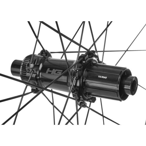 Cannondale HollowGram SL 64 KNOT CL Hinterrad Shimano 12x142 schwarz