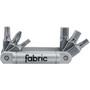 Fabric 6 in 1 Mini Werkzeug silver