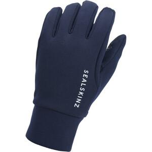 Sealskinz Water Repellent All Weather Gloves blå blå