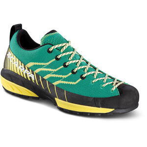 Scarpa Mescalito Knit Schuhe Damen aqua/light lemon aqua/light lemon