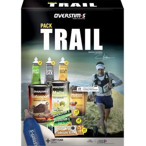 OVERSTIM.s Trail Paket inkl. Flexible Flasche Mixed Flavors