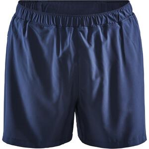 """Craft ADV Essence 5 """"stretch shorts Herrer, blå blå"""