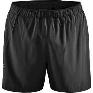 "Craft ADV Essence 5"" Stretch Shorts Men, zwart zwart"