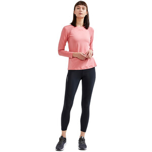 Craft ADV Essence Langarm T-Shirt Damen coral coral