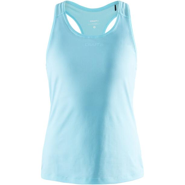 Craft ADV Essence Singlet Women, turquoise