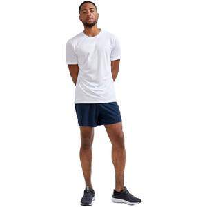 Craft Core Essence Kurzarm Mesh T-Shirt Herren white white