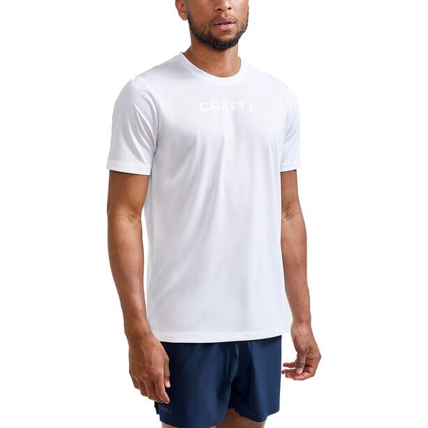 Craft Core Essence Kurzarm Mesh T-Shirt Herren weiß