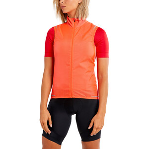 Craft Essence Light Wind Vest Women orange orange