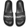 Craft Dusch-Schlappen black