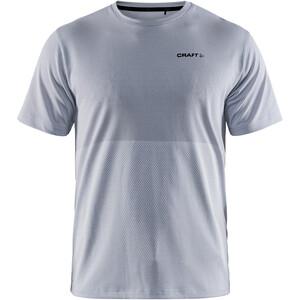 Craft Core Sence Structured T-Shirt Herren grau grau