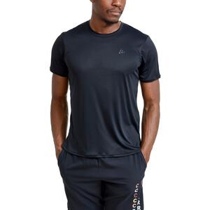 Craft Core Sence Kurzarm T-Shirt Herren black/black black/black