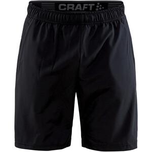 Craft Core Charge Shorts Herren schwarz schwarz