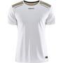 Craft Pro Hypervent Kurzarm T-Shirt Herren weiß/beige