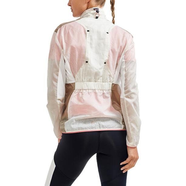 Craft Pro Hypervent Jacke Damen weiß