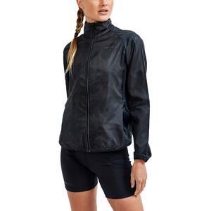 Craft Pro Hypervent Jacke Damen black black