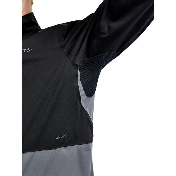Craft ADV Endur Hydro Jacket Men, noir/gris