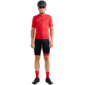 Craft Core Endur Trägershorts Herren black/bright red black/bright red