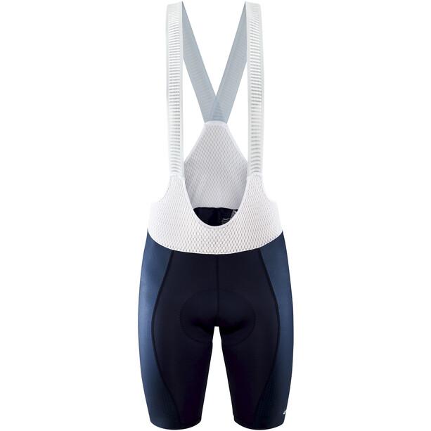 Craft Pro Nano Bib Shorts Herrer, blå/hvid