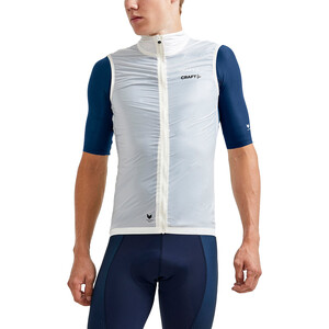 Craft Pro Nano Wind Vest Men vit vit