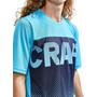 Craft Core Offroad XT SS Jersey Men, bleu