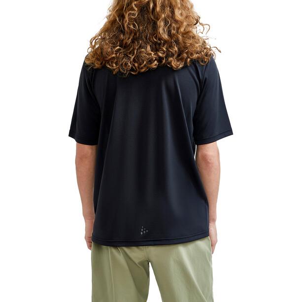 Craft Core Offroad XT SS Jersey Men, noir/vert