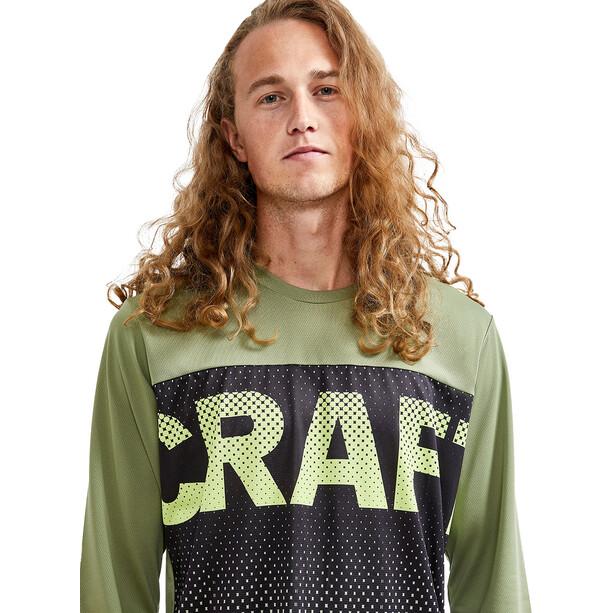 Craft Core Offroad XT Langarm Trikot Herren forest/black