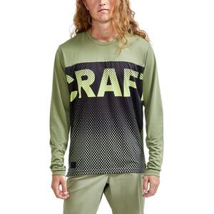 Craft Core Offroad XT Langarm Trikot Herren forest/black forest/black
