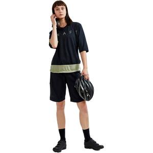 Craft ADV Offroad Shorts mit Pad Damen black black